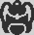 Alpha pattern #12154
