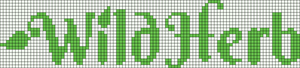 Alpha pattern #12156
