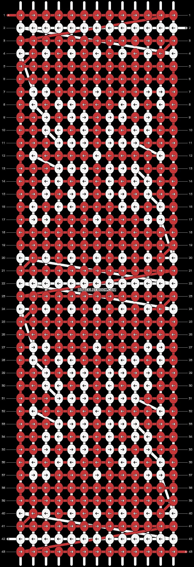 Alpha pattern #12159 pattern
