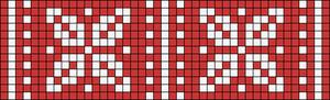 Alpha pattern #12159