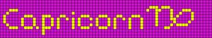 Alpha Friendship Bracelet Pattern #12160