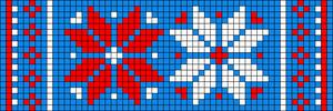 Alpha pattern #12164