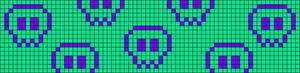 Alpha pattern #12165