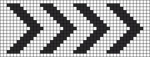 Alpha pattern #12166