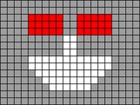 Alpha pattern #12167