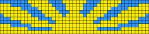 Alpha pattern #12169