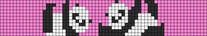 Alpha pattern #12173