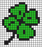 Alpha pattern #12177