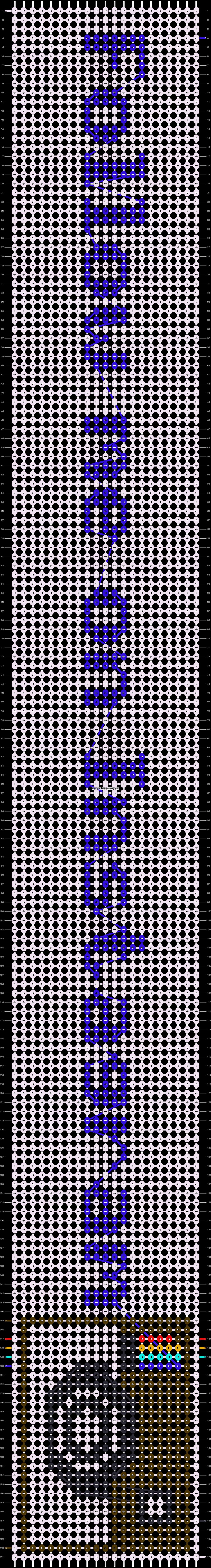 Alpha pattern #12180 pattern