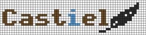 Alpha pattern #12190