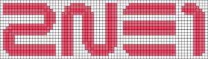 Alpha pattern #12197