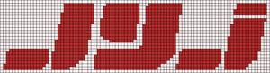 Alpha pattern #12199