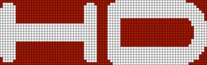 Alpha pattern #12204