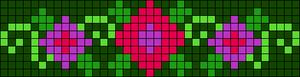 Alpha pattern #12215