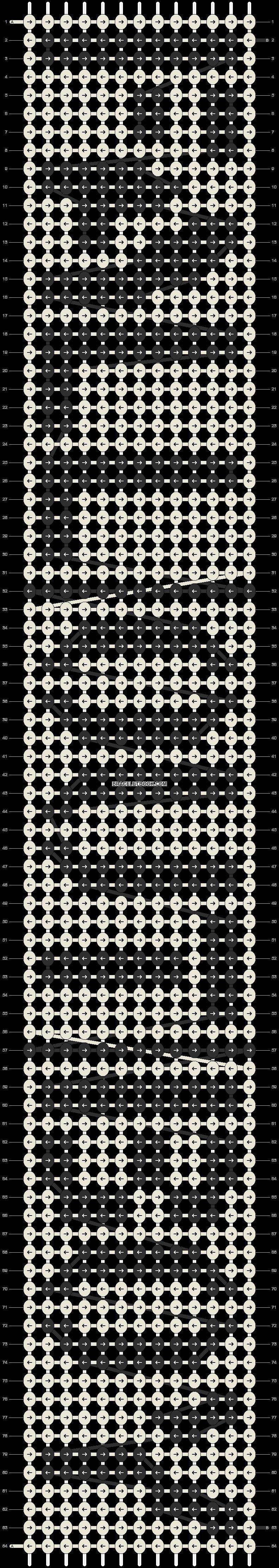 Alpha pattern #12219 pattern