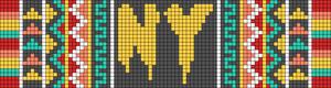 Alpha pattern #12226