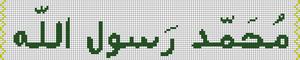 Alpha pattern #12235