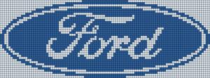 Alpha Friendship Bracelet Pattern #12240