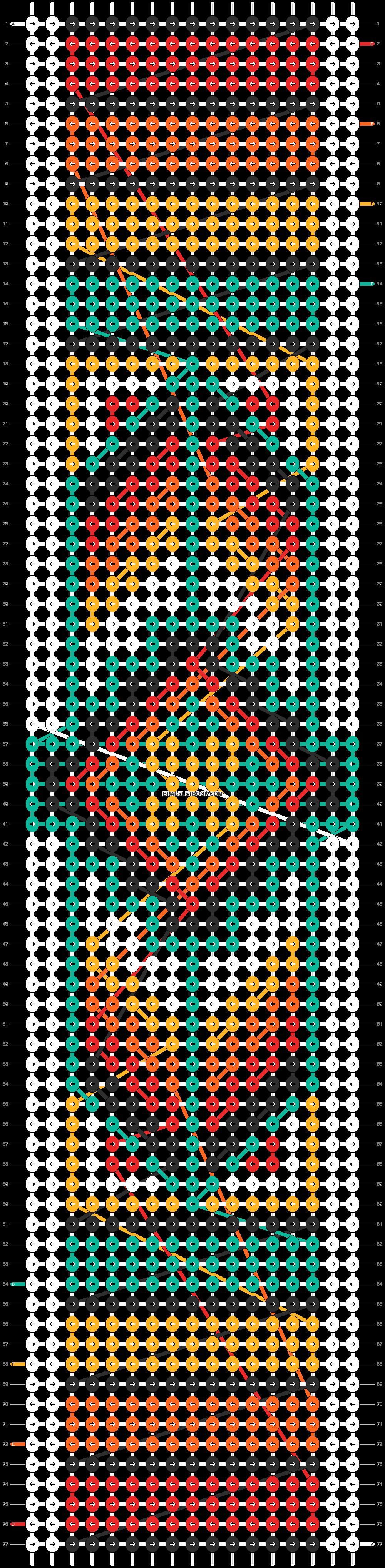 Alpha pattern #12247 pattern