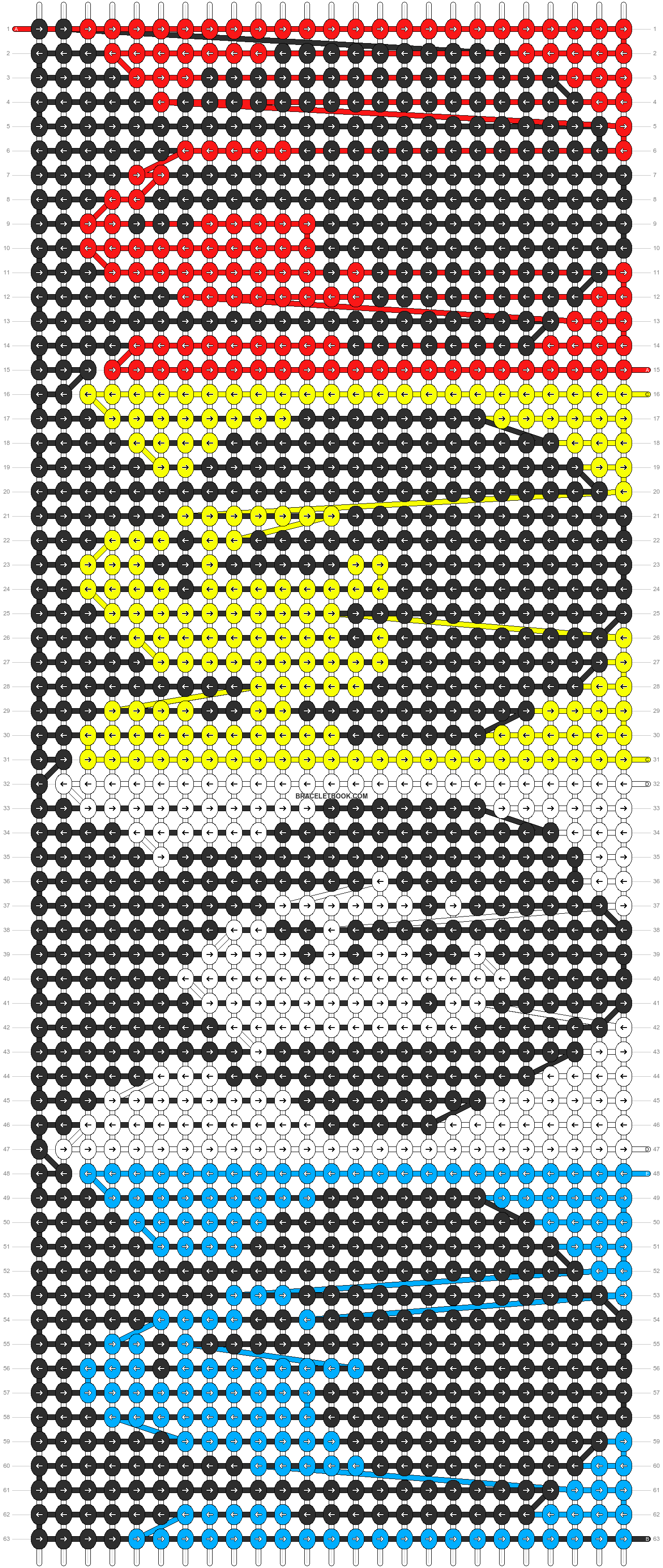Alpha pattern #12248 pattern