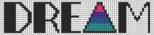 Alpha pattern #12249