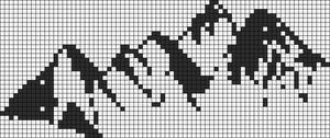 Alpha pattern #12275