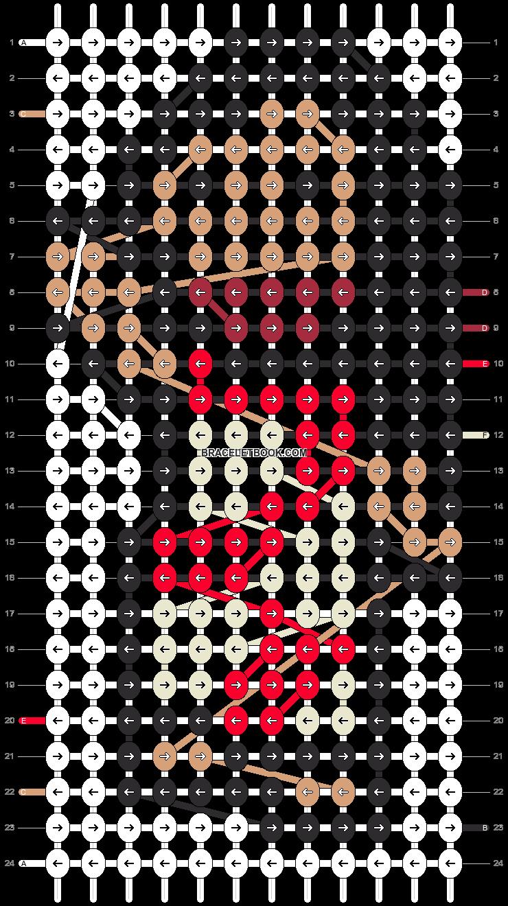 Alpha pattern #12277 pattern