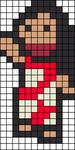 Alpha pattern #12277