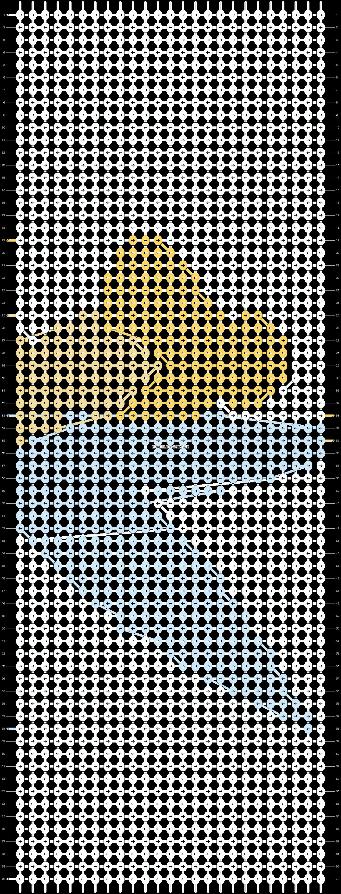 Alpha pattern #12278 pattern
