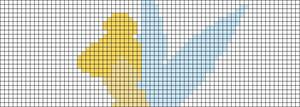 Alpha pattern #12278