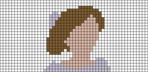 Alpha pattern #12279