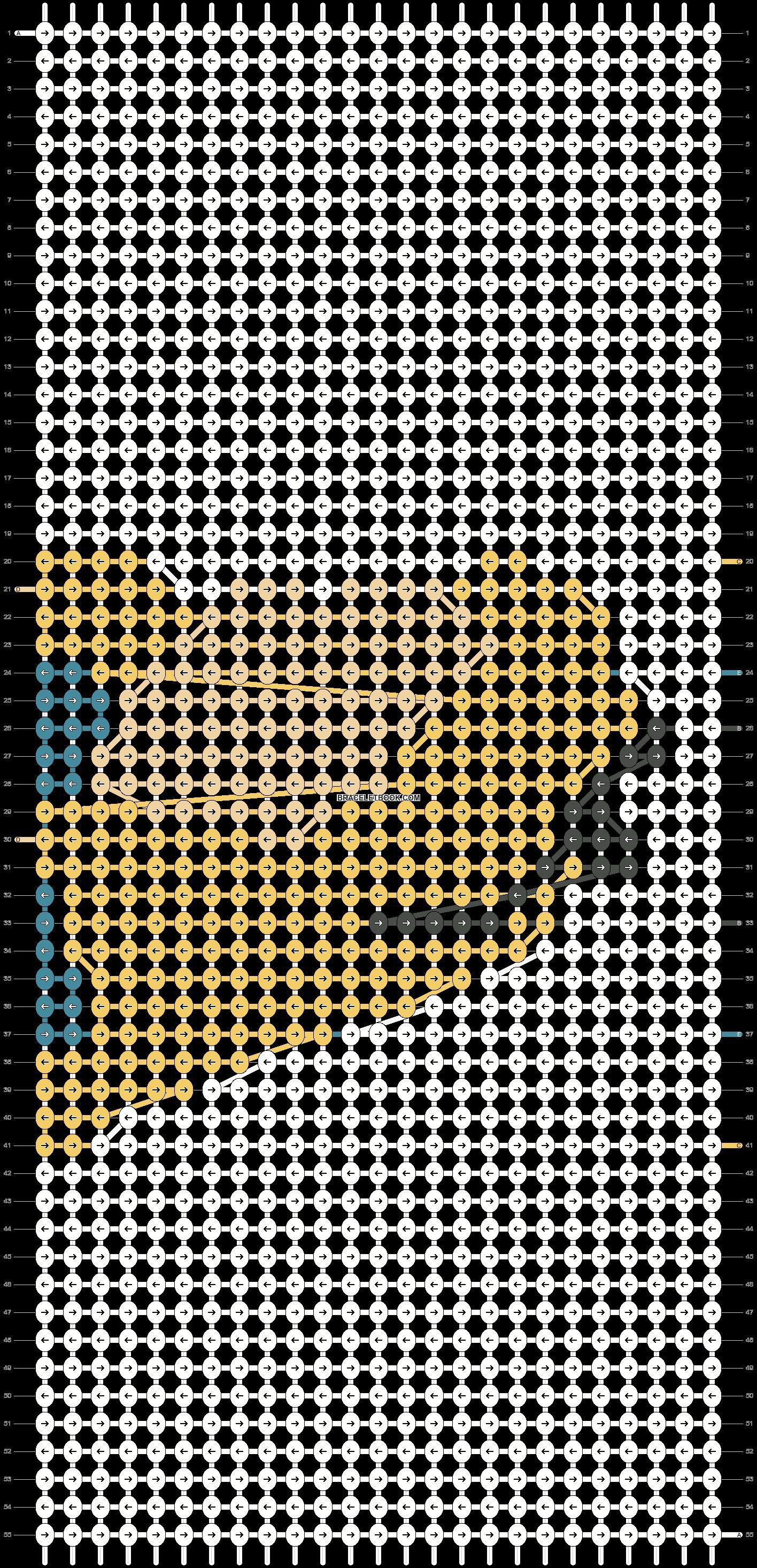 Alpha pattern #12280 pattern