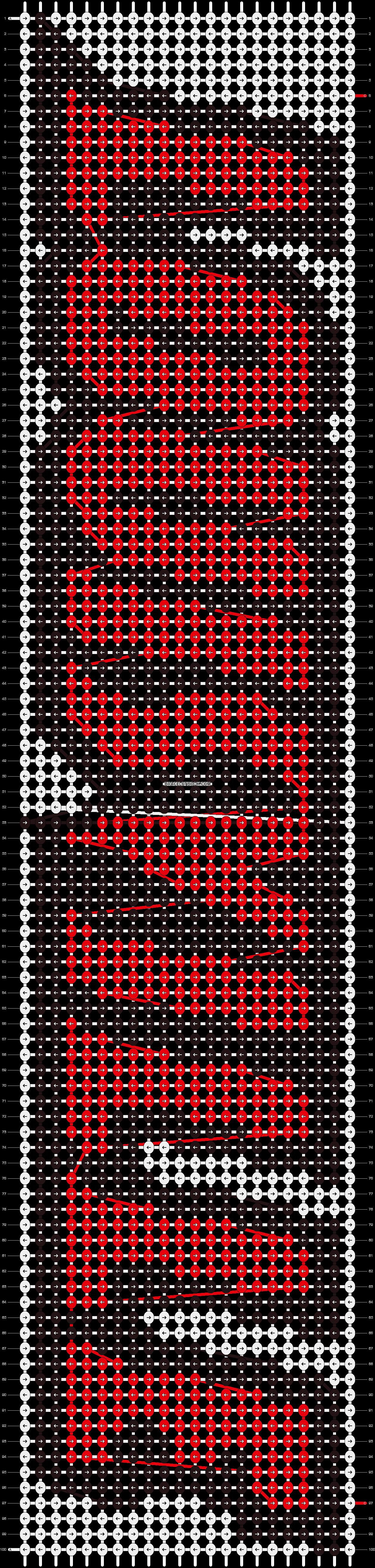 Alpha pattern #12282 pattern