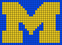 Alpha pattern #12301