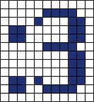 Alpha pattern #12307