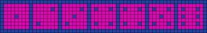 Alpha pattern #12308