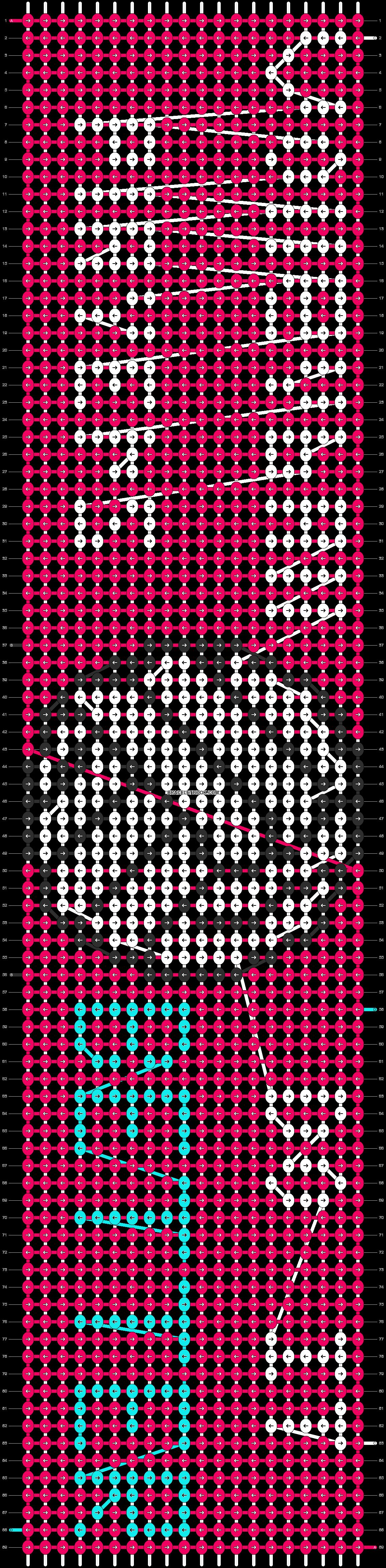 Alpha pattern #12311 pattern