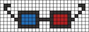 Alpha pattern #12323