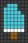 Alpha pattern #12329