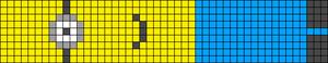 Alpha Friendship Bracelet Pattern #12330