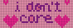Alpha pattern #12338