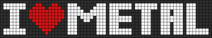Alpha pattern #12339