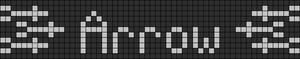 Alpha pattern #12354