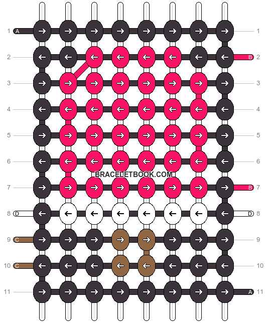 Alpha pattern #12359 pattern