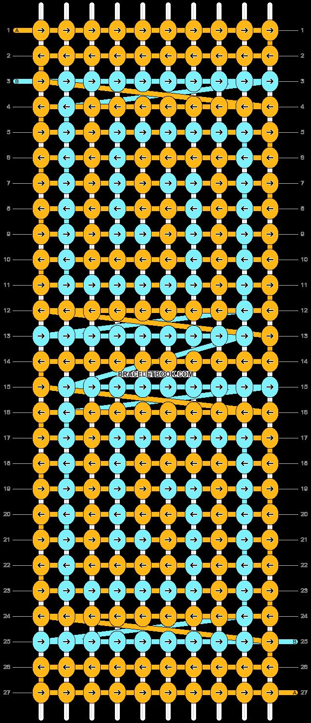 Alpha pattern #12363 pattern