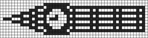 Alpha pattern #12366