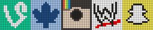 Alpha pattern #12369