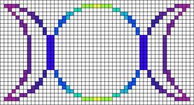 Alpha pattern #12382