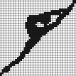 Alpha pattern #12384