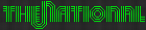 Alpha pattern #12385